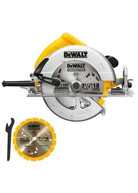 Serra-Circular-DeWalt--DWE560-1.400W-7.14-Pol-com-Disco