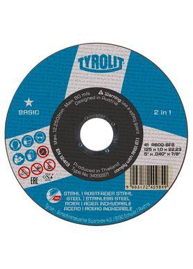 Disco-de-Corte-Tyrolit-A60Q-BF-Basic-4.12-Polegadas