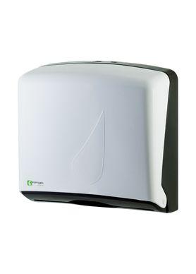 Dispenser-Papel-Toalha-Fortcom-Interfolhas-2-e-3-Dobras