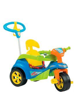 Triciclo-Baby-Trike-Evolution-Azul-Biemme