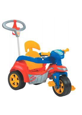 Triciclo-Baby-Trike-Evolution-Vermelho-Biemme