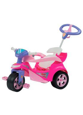 Triciclo-Baby-Trike-Evolution-Biemme-Rosa