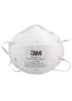 Mascara-Descartavel-3M-8801-PFF2-sem-Valvula