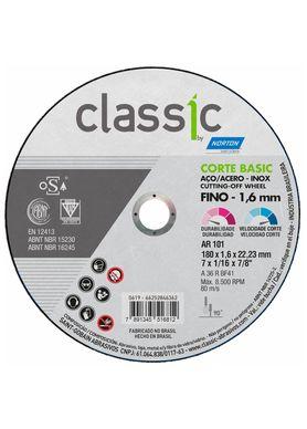 Disco-de-Corte-Classic-Norton-7-Polegadas
