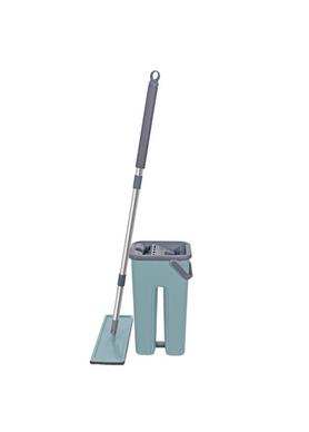 Flap-Mop-123-Util-UD474-Esfregao-Lava-e-Seca-com-1-Refil-Extra
