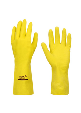 Luva-Latex-Volk-Multiuso-Amarela
