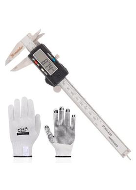 Kit-Paquimetro-Digital-MTX-150-mm-com-Luva-Algodao-Volk-4-Fios