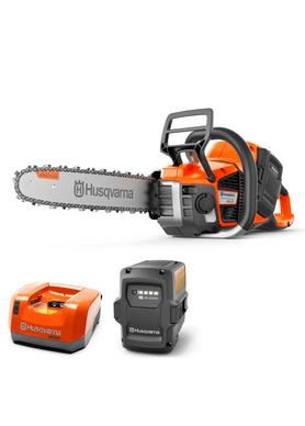 Kit-Motosserra-Husqvarna-T540iXP-36V-com-Bateria-BLI200X-e-Carregador-BLI200X