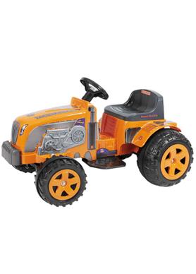 Trator-Infantil-Eletrico-Country-Biemme-Amarelo