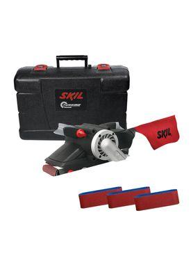 Lixadeira-de-Cinta-Skil-7640-900W-127V-com-3-Lixas-e-maleta