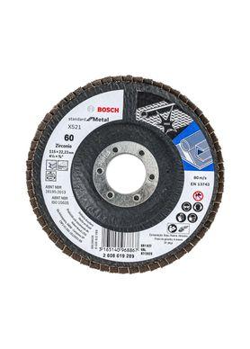 Disco-de-Lixa-Flap-Disc-Bosch-Standard-G-60-4.1-2-Pol